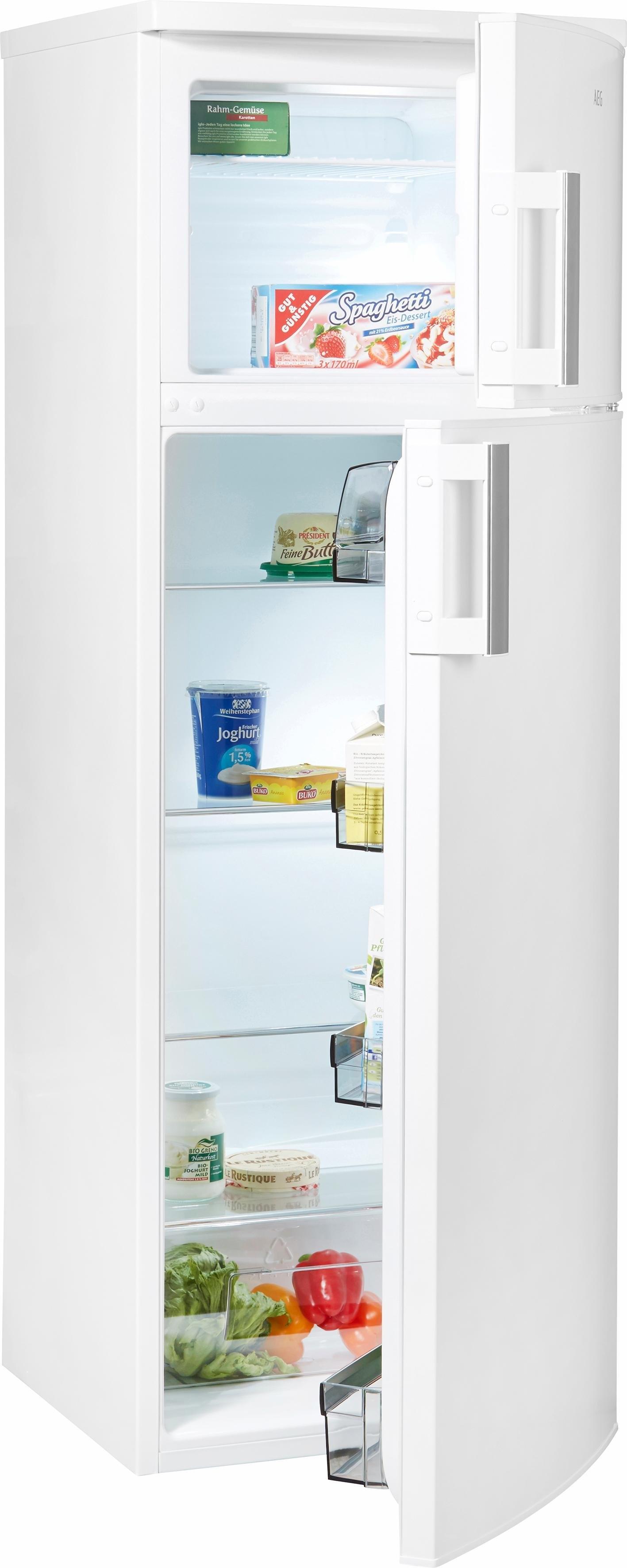 Op zoek naar een AEG koel-vriescombinatie, 159 cm hoog, 54,5 cm breed? Koop online bij OTTO