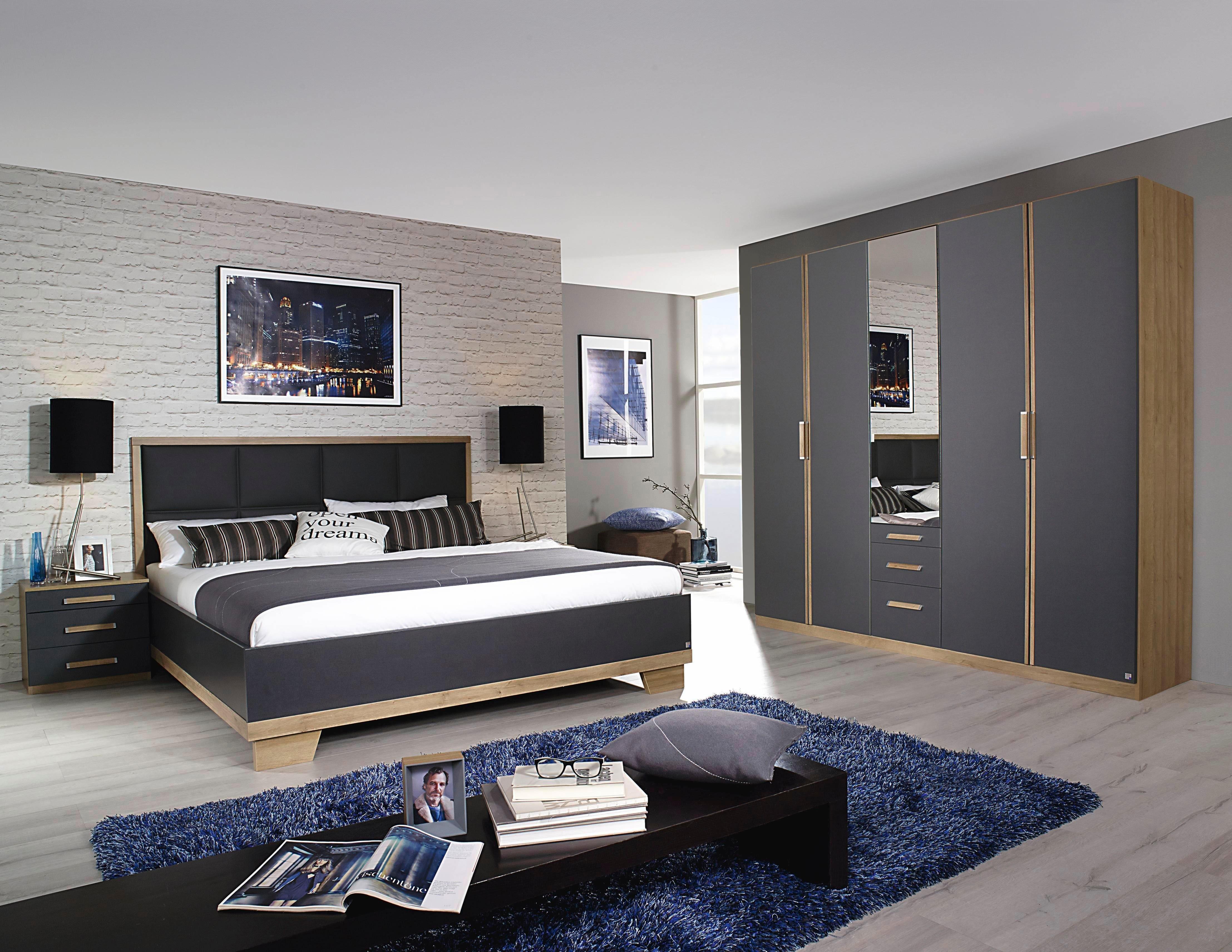 rauch slaapkamer voordeelset altona 4 dlg grijs