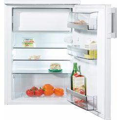 aeg table top koelkast wit
