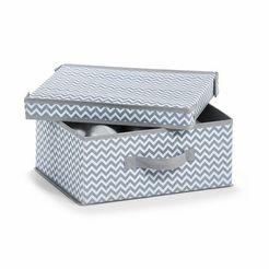 zeller present opbergbox wit