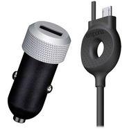 emporia smart s1 »klk-et-mu oplaadkabel voor in de auto (micro-usb)« zwart