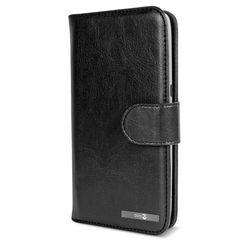 doro gsm-hoesje »wallet case voor doro 8031« zwart
