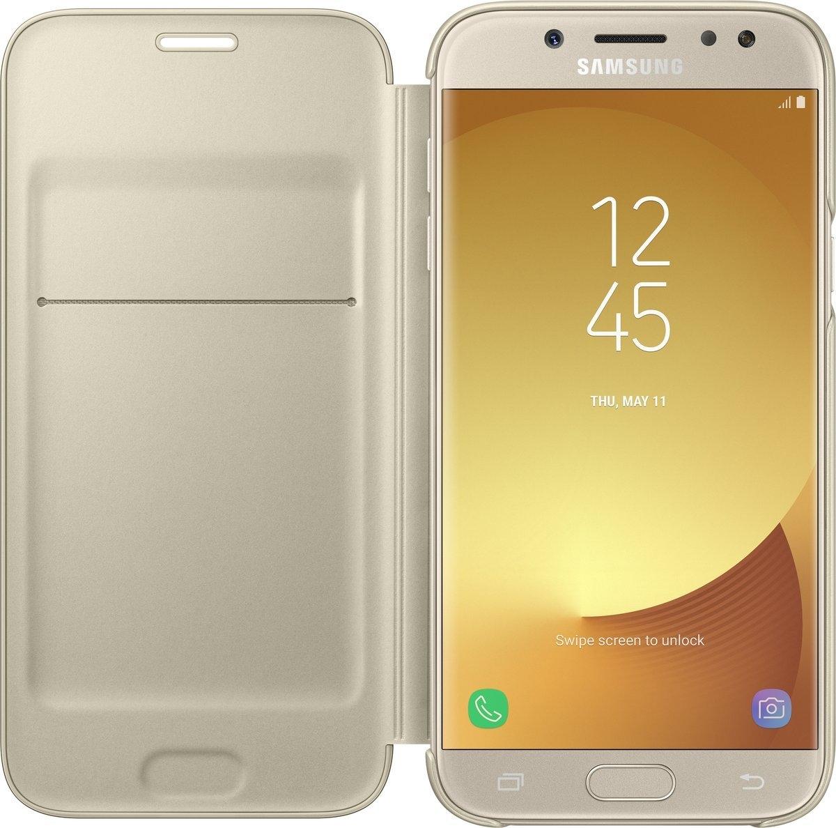 SAMSUNG gsm-hoesje »Wallet Cover EF-WJ530 voor Galaxy J5 (2017)« voordelig en veilig online kopen