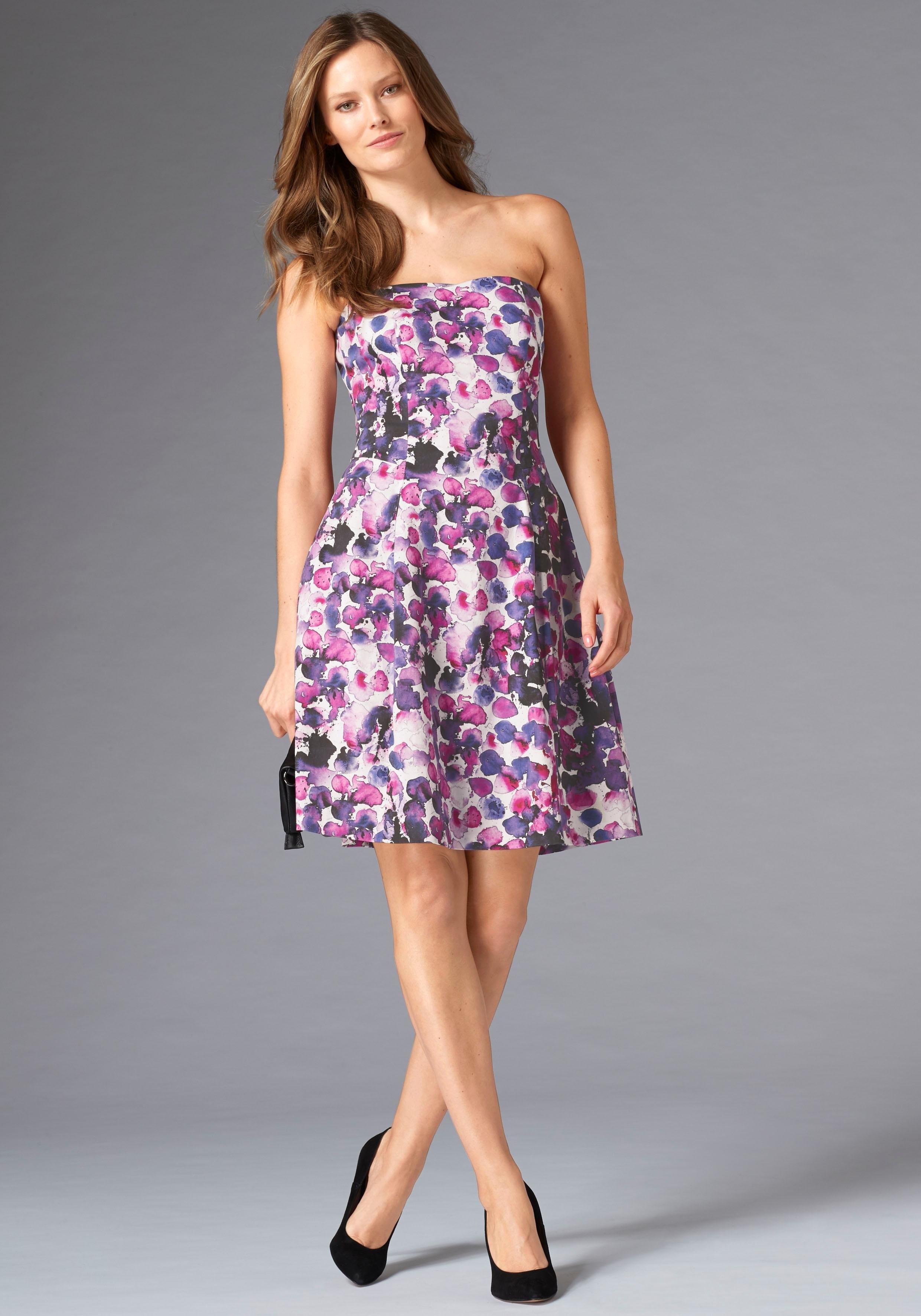 411e707c9acbb1 GUIDO MARIA KRETSCHMER strapless jurk »Sakura« online shoppen