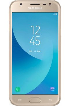 Galaxy J3 (2017) DUOS smartphone, 12,7 cm (5 inch) display, LTE (4G), Android 7.0