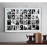 otto products fotolijstcollage timmi, wit beeldformaat 10x15 cm (1 stuk) wit