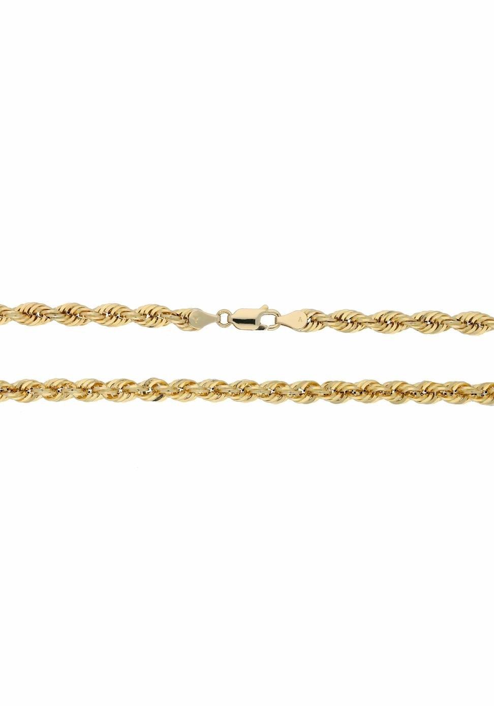 Firetti gouden ketting Koordkettingschakels, glans bestellen: 30 dagen bedenktijd