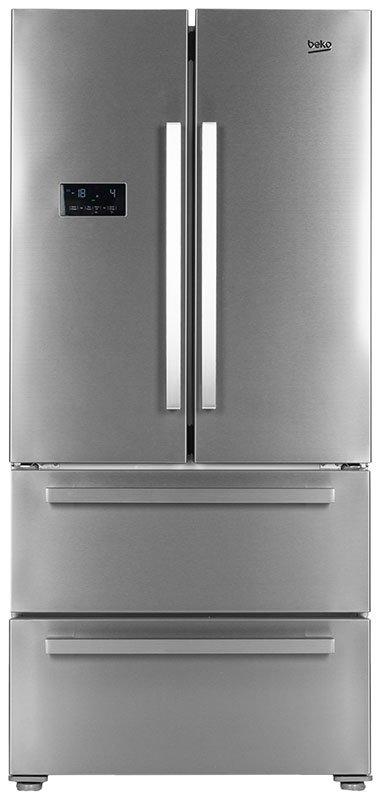Beko Amerikaanse koelkast GNE60530X - gratis ruilen op otto.nl