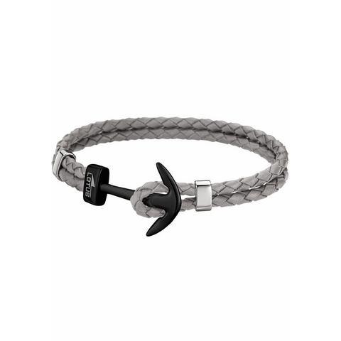 Lotus Style armband Anker, urban, LS1832-2-8