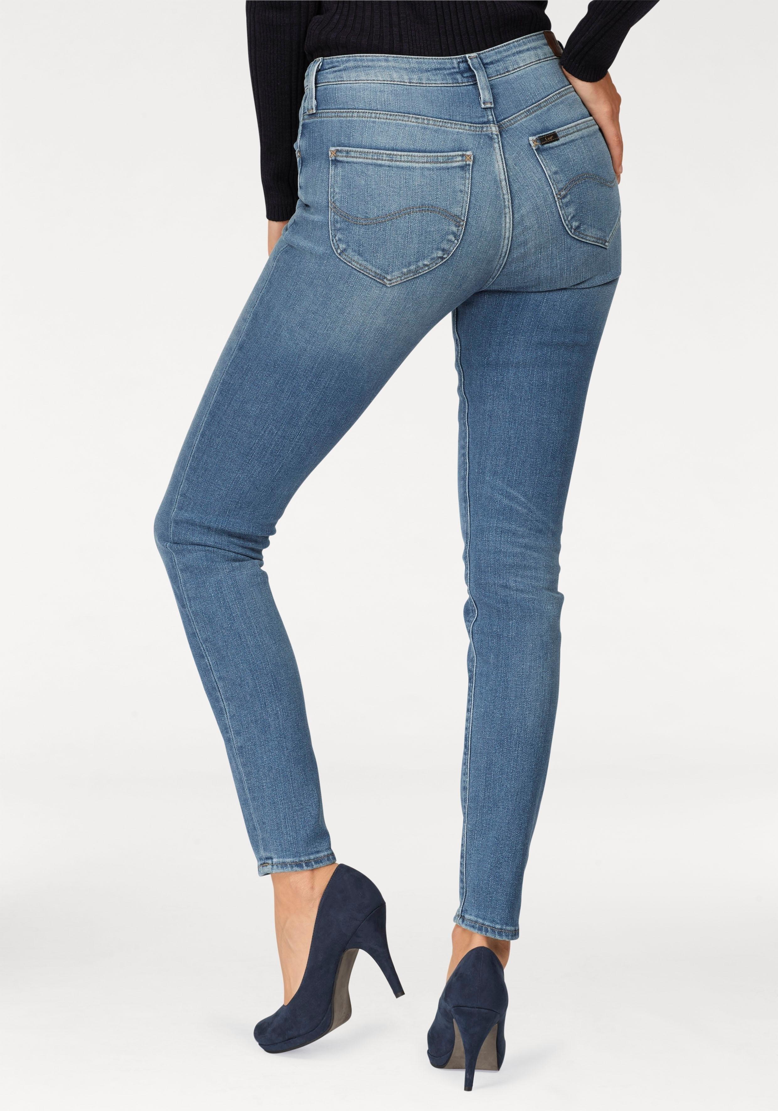 Lee High-waistjeans bij OTTO online kopen