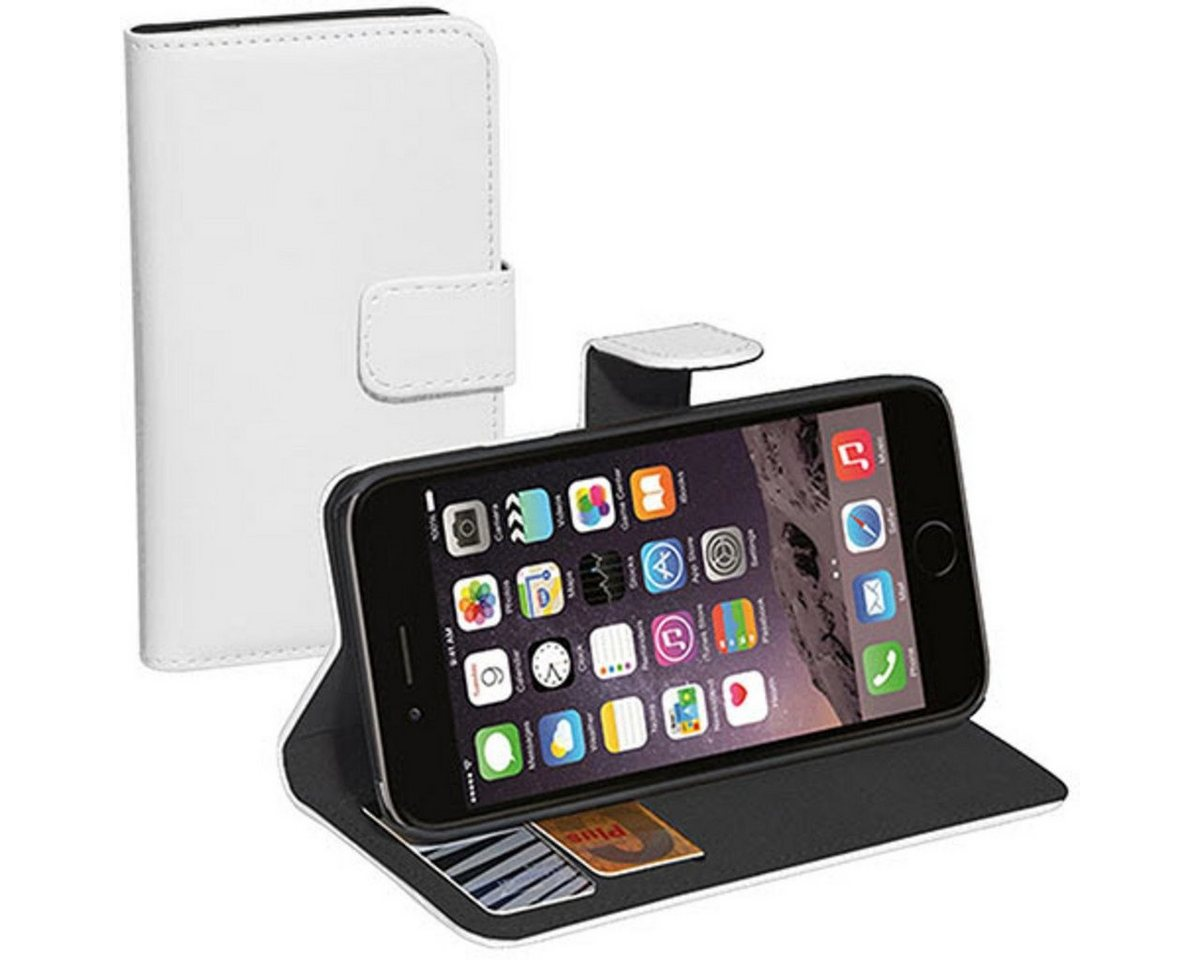 PEDEA gsm-hoesje Book Classic + beschermfolie voor APPLE iPhone 7 thumbnail