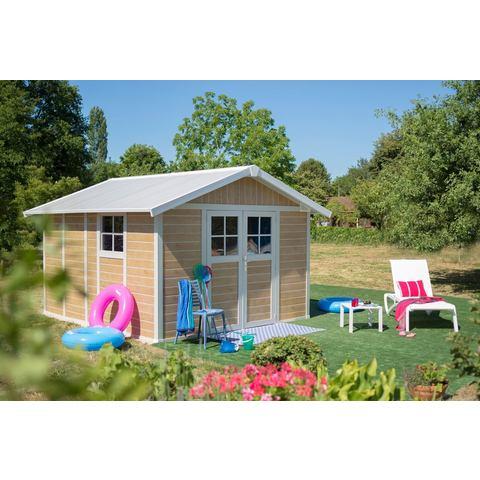Grosfillex Garden Home DECO H11 Sherwood naturel