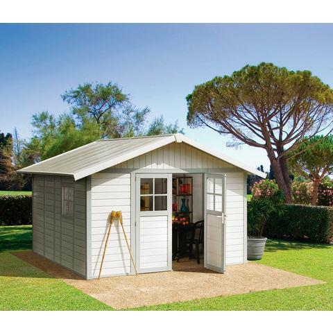 Grosfillex Garden Home DECO H11 groen-wit