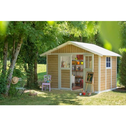 Grosfillex Garden Home DECO H7,5 Sherwood naturel