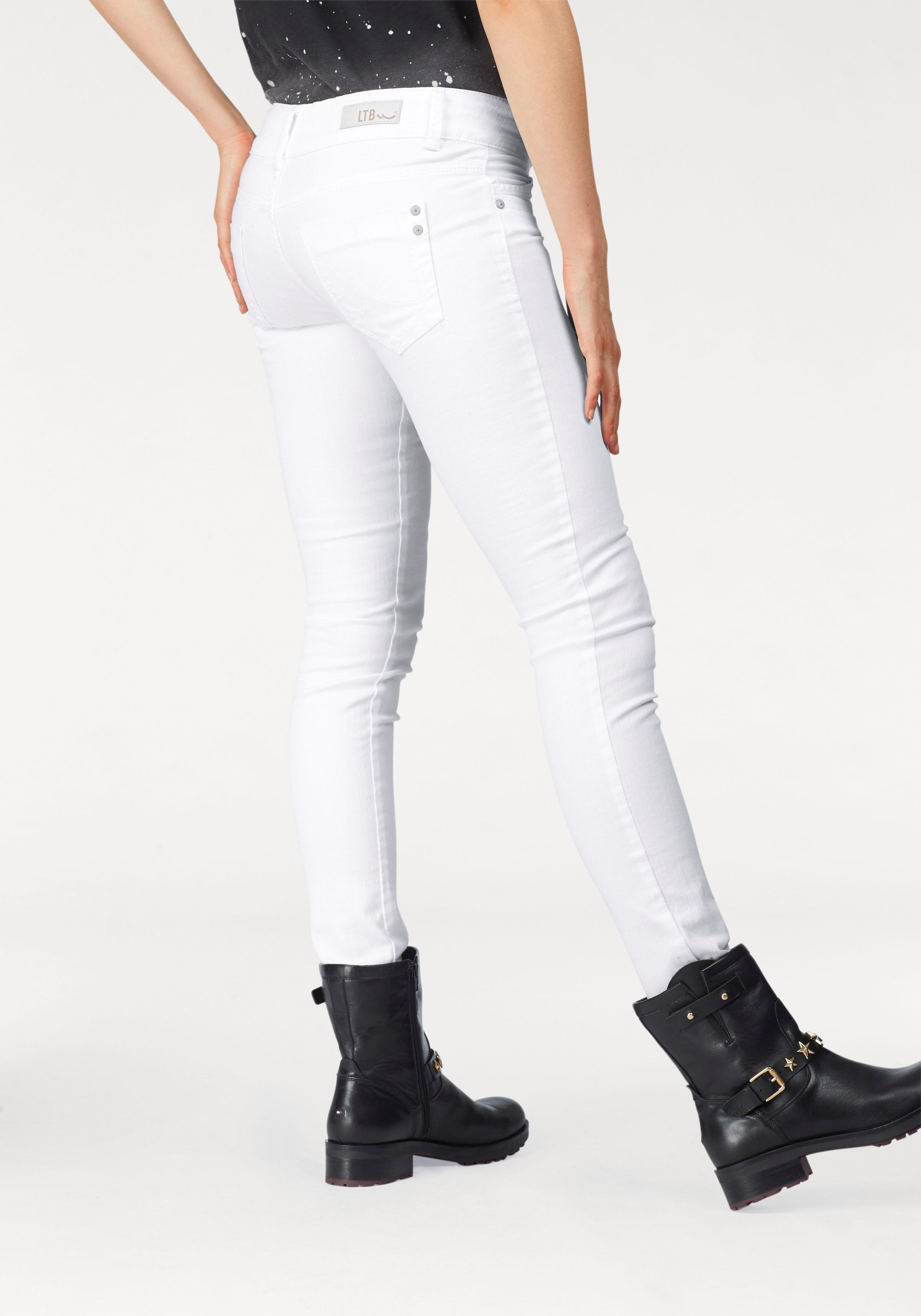 Op zoek naar een LTB slim fit jeans »MOLLY«? Koop online bij OTTO
