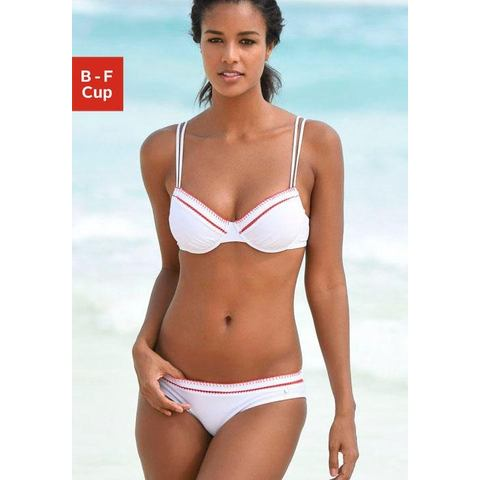 s.Oliver RED LABEL Beachwear beugelbikini (2-delig)