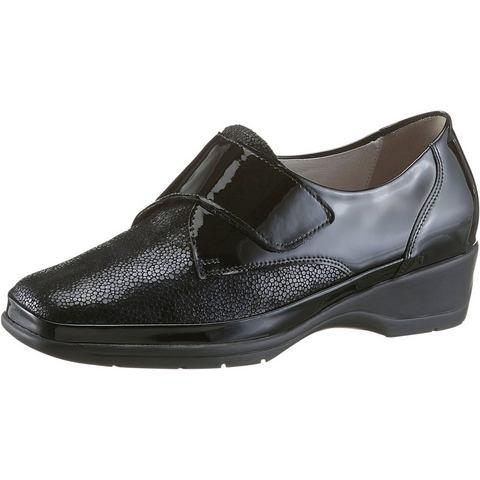 WALDLÄUFER klittenbandschoenen met uitneembaar leren voetbed
