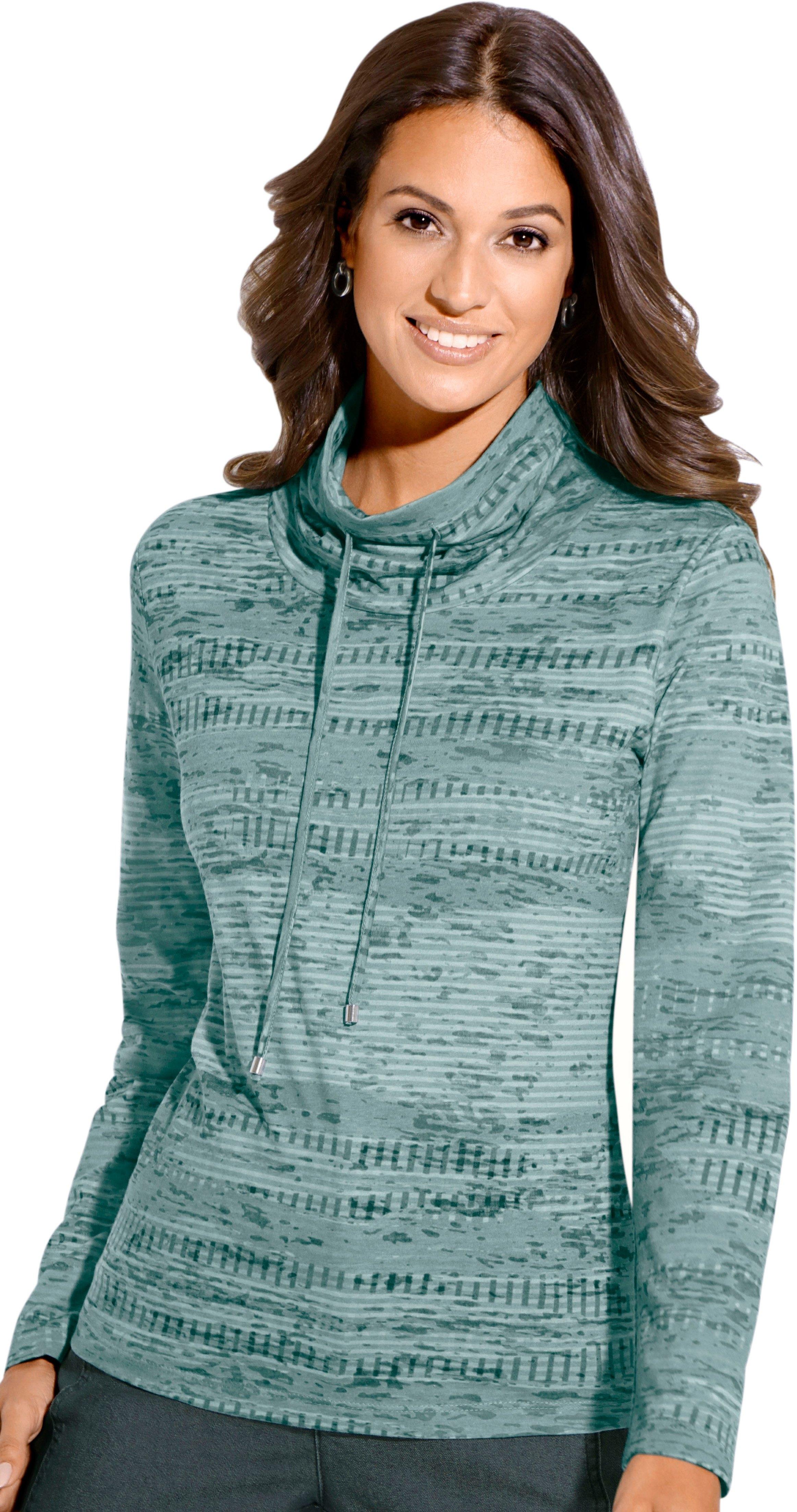 Op zoek naar een Classic Inspirationen shirt met verstelbaar rijgkoord bij de kraag? Koop online bij OTTO