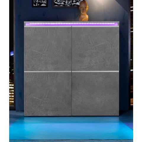Tecnos highboard, breedte 120 cm