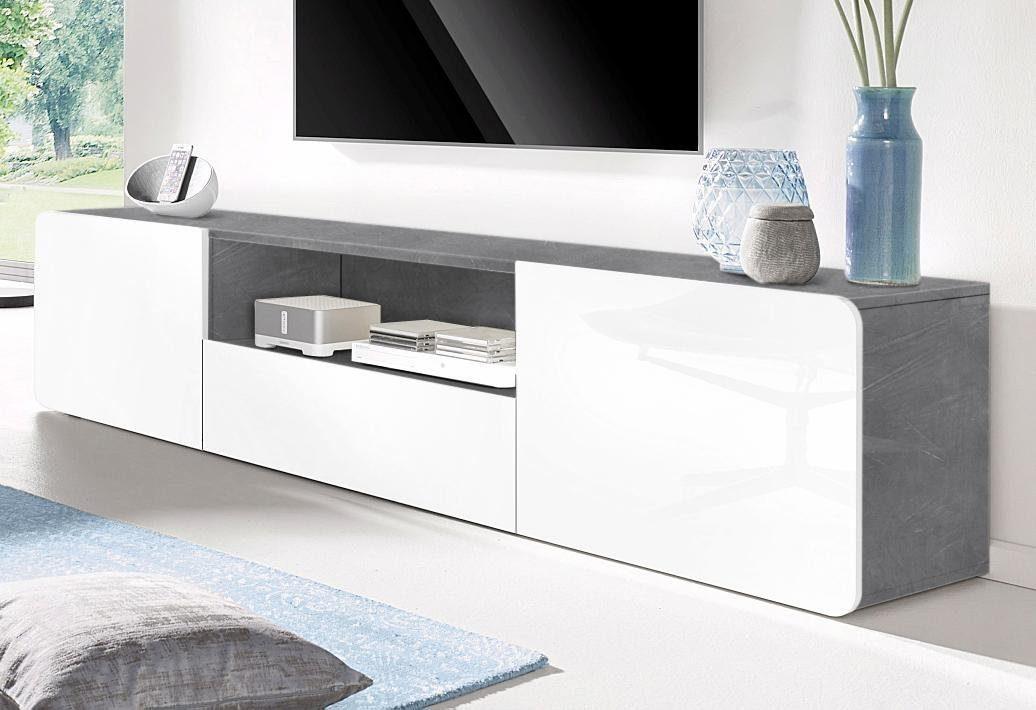 Tv Kast Wit : Besten moderne tv meubels bilder auf luxe van tv