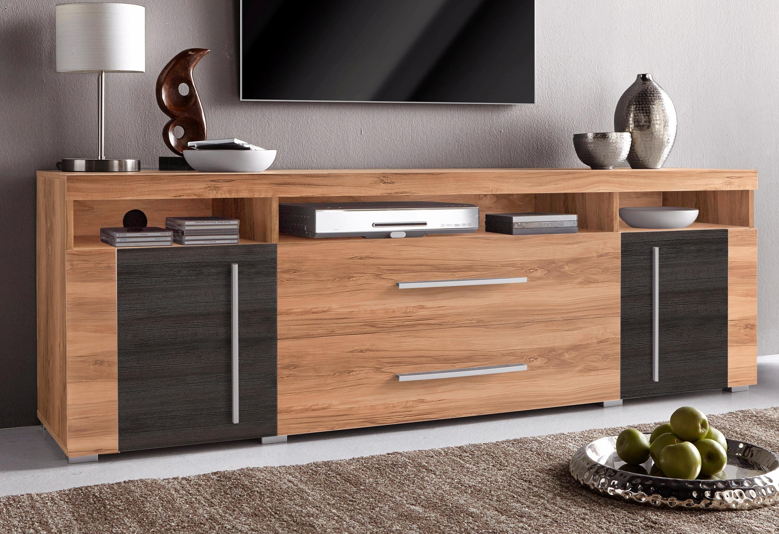 TV-meubel, breedte 182 cm online kopen op otto.nl