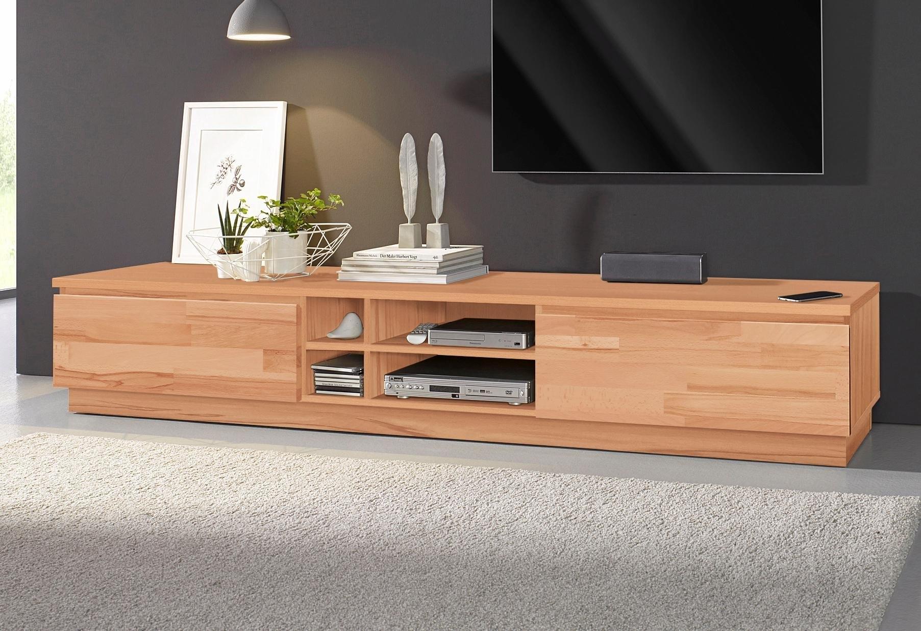 TV-meubel, breedte 200 cm - gratis ruilen op otto.nl