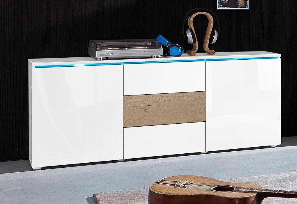 TV-meubel, breedte 139 cm