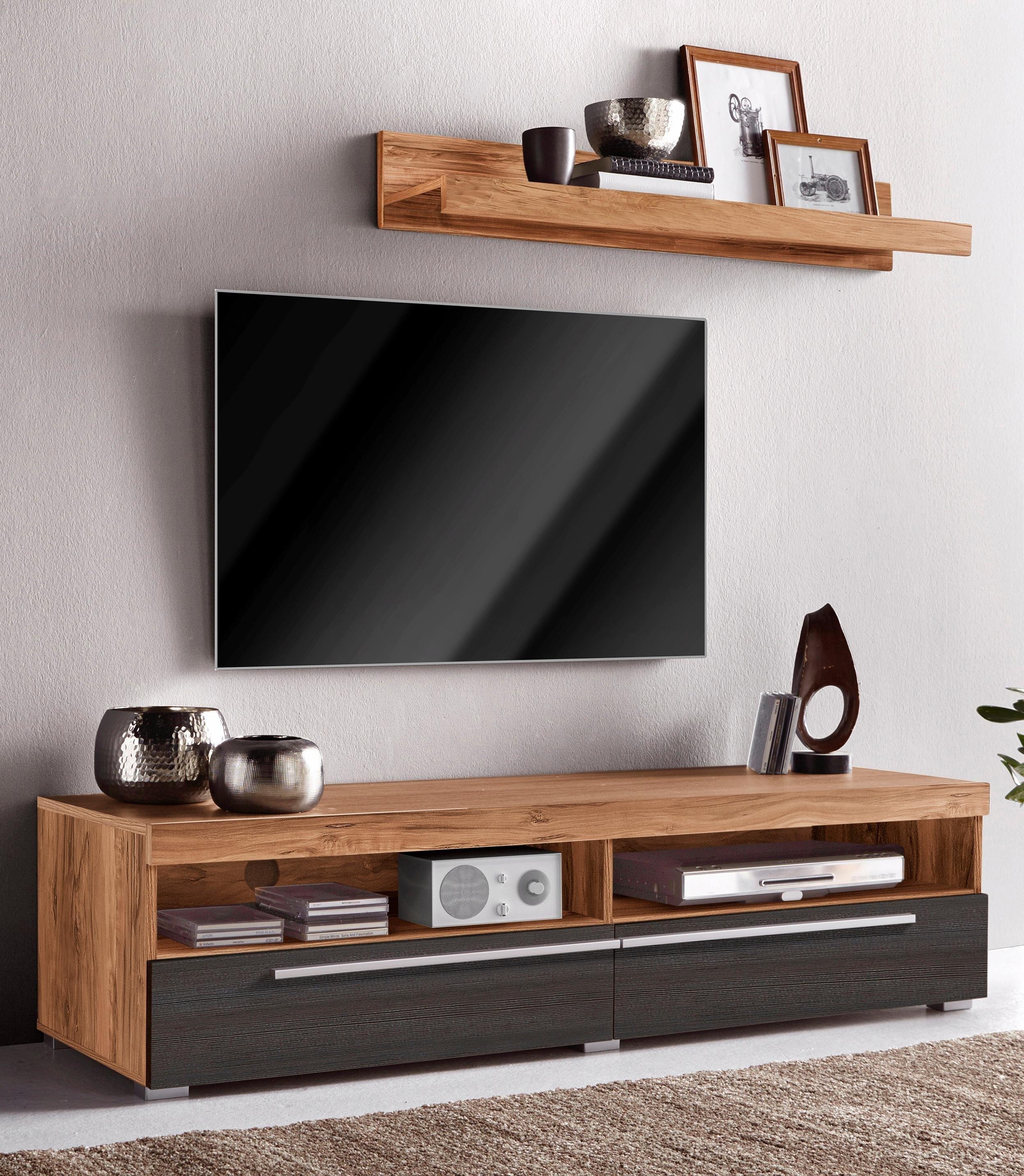 Trendmanufaktur TV-meubel met wandrek, breedte 140 cm in de webshop van OTTO kopen