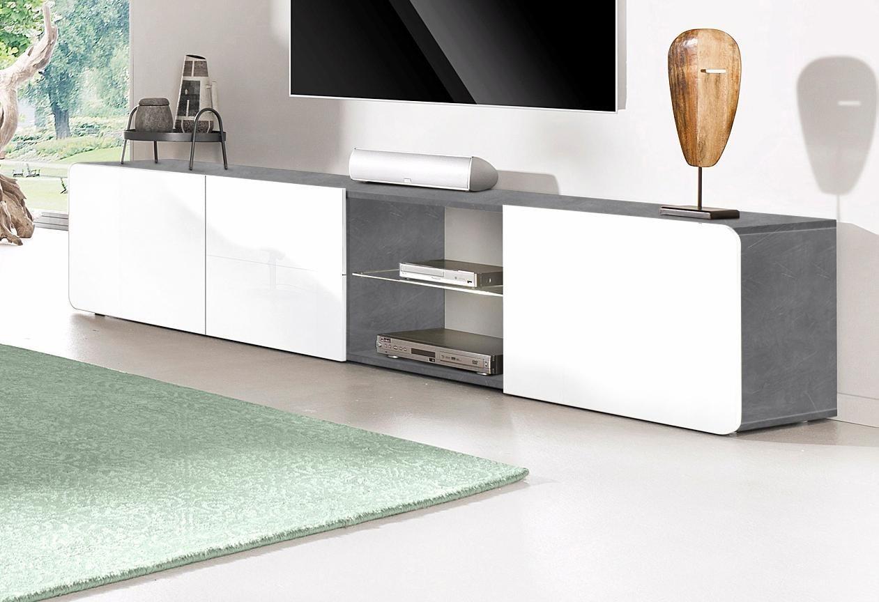 Tecnos TV-meubel Botero, breedte 220 cm