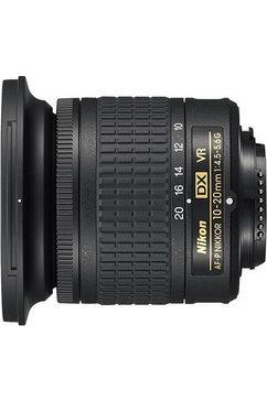 AF-P DX NIKKOR 10-20 mm F4.5-5.6G VR standaard-zoomobjectief