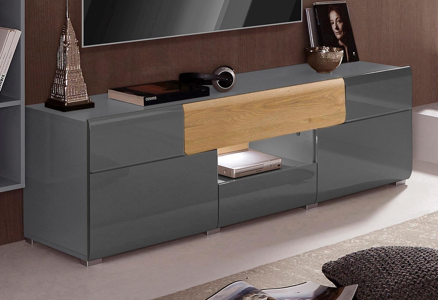 TRENDMANUFAKTUR tv-meubel Toledo Breedte 159 cm nu online bestellen