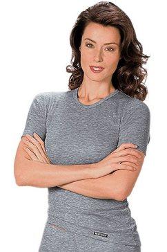 comazo shirt met korte mouwen grijs