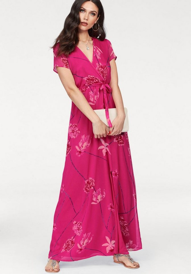 VERO MODA maxi-jurk ROSE roze