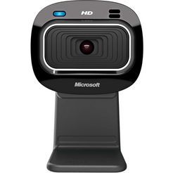 microsoft lifecam hd-3000 webcam zwart