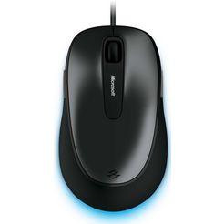microsoft comfort mouse 4500 muis zwart