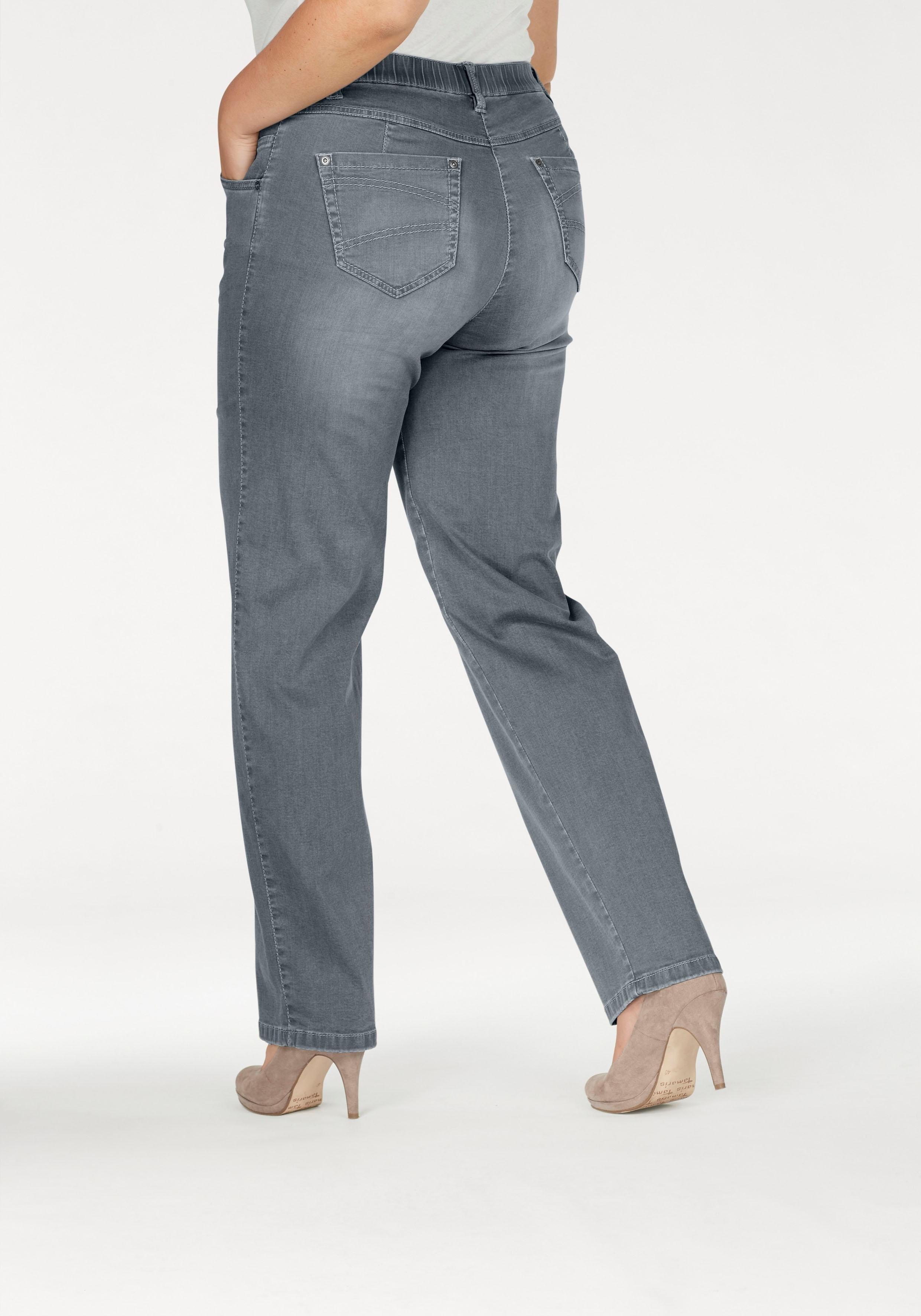 KjBRAND straight jeans in de webshop van OTTO kopen