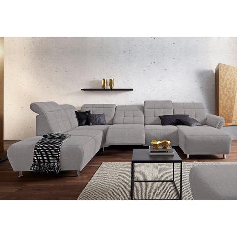 Places of Style zithoek Manhattan met elektrische relaxfunctie