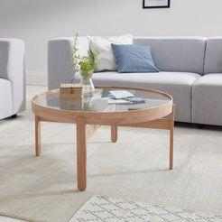 andas salontafel »tydal«, design by anders noergaard beige