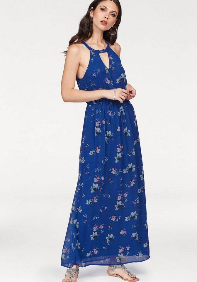 VERO MODA maxi-jurk WILMARA blauw