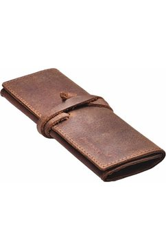 packenger etui »lambi, vintage bruin« bruin