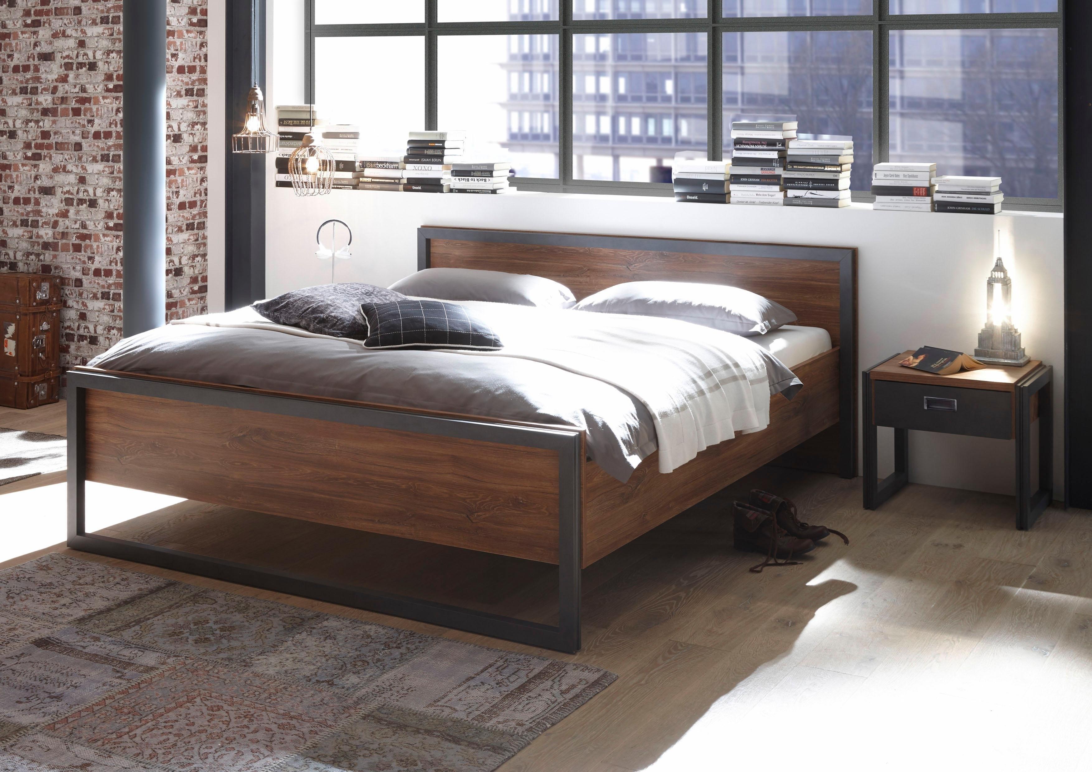 bed kopen shop jouw bed met gratis verzending otto. Black Bedroom Furniture Sets. Home Design Ideas