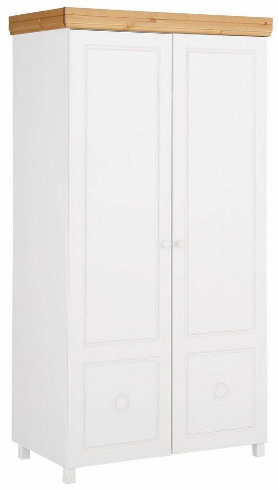 HOME AFFAIRE draaideurkast Pauline, als 2-, 3-, 4-, 5- of 6-deurs, gedeeltelijk met spiegel