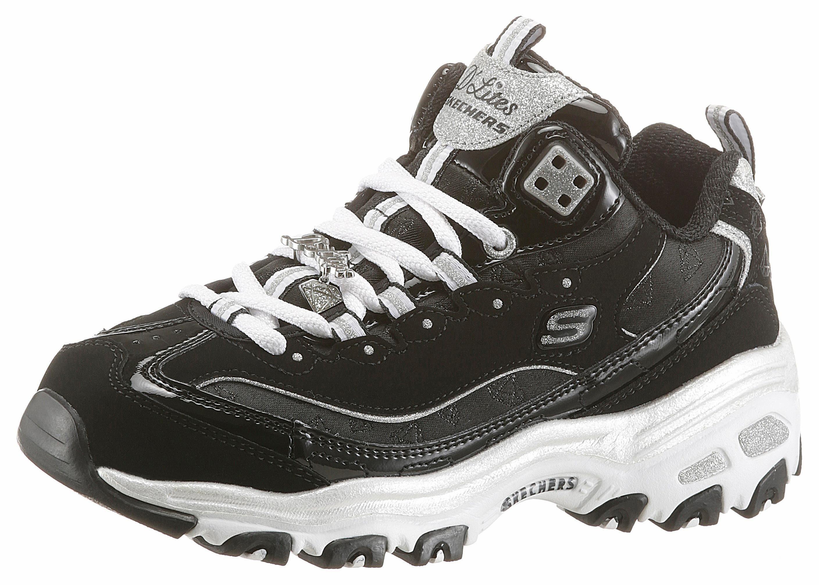Chaussures Skechers D « Lite Deux Ressemblent Presque Noir - Noir - 39 Eu DzaSd4ymM