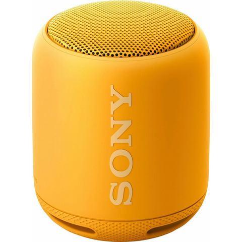 Sony Wireless Speaker SRSXB10Y Yellow