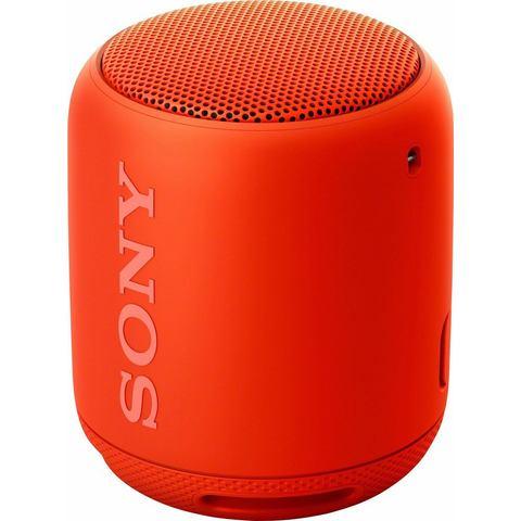 Sony Wireless Speaker SRSXB10R Red