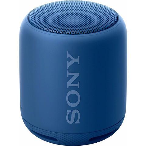 Sony Wireless Speaker SRSXB10L Blue