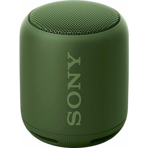 Sony SRS-XB10G groen