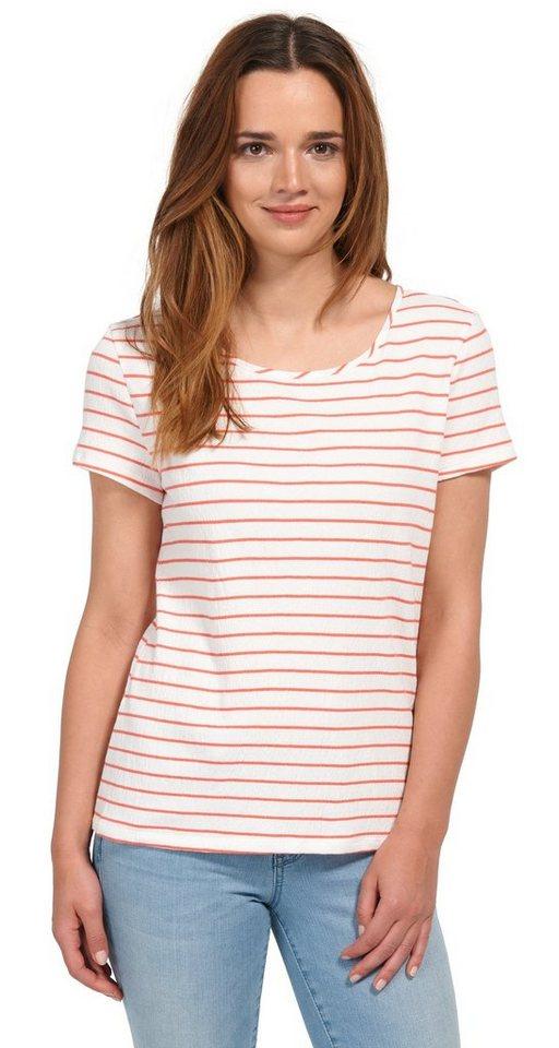 - NU 21% KORTING TOM TAILOR T - shirt T - shirt met permanente kreukels