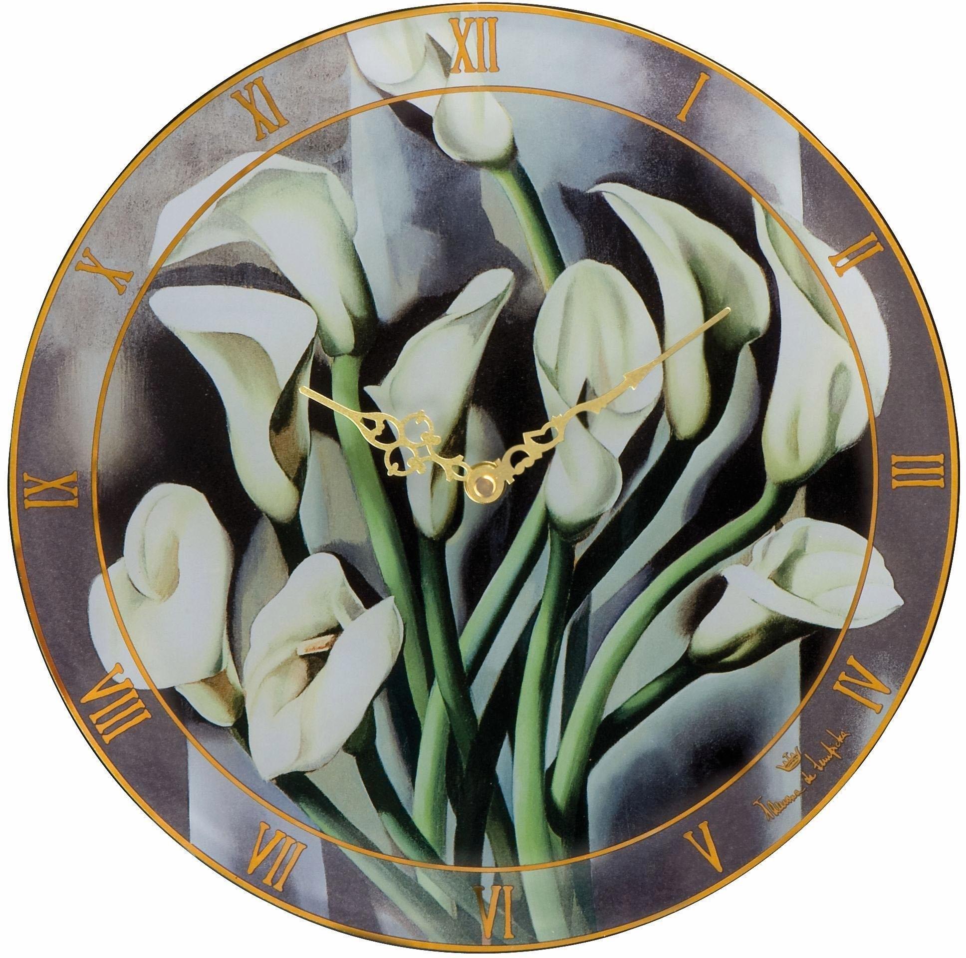 Goebel wandklok, »Artis Orbis, Callas I, 67070131« bestellen: 14 dagen bedenktijd