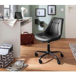 bureaustoel »kenny« zwart